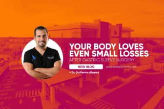 Your Body Loves Even Small Losses After Gastric Sleeve Surgery
