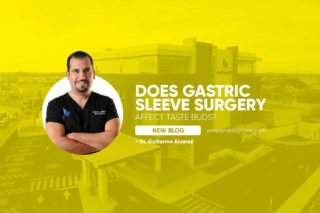 Does Gastric Sleeve Surgery Affect Taste Buds?