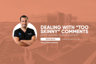 "Dealing With ""Too Skinny"" Comments After Gastric Sleeve Surgery"