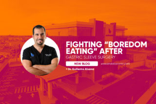 """Fighting """"Boredom Eating"""" After Gastric Sleeve Surgery"""