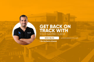 Get back on track with your Gastric Sleeve