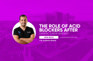 The Role of Acid Blockers After Gastric Sleeve Surgery