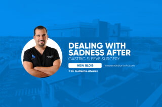 Dealing with Sadness After Gastric Sleeve Surgery