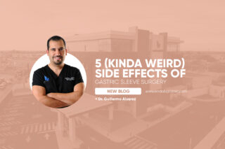 5 (Kinda Weird) Side Effects of Gastric Sleeve Surgery