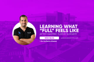 """Learning What """"Full"""" Feels Like After Gastric Sleeve"""