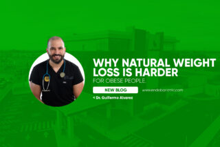 Why Natural Weight Loss Is Harder for Obese People